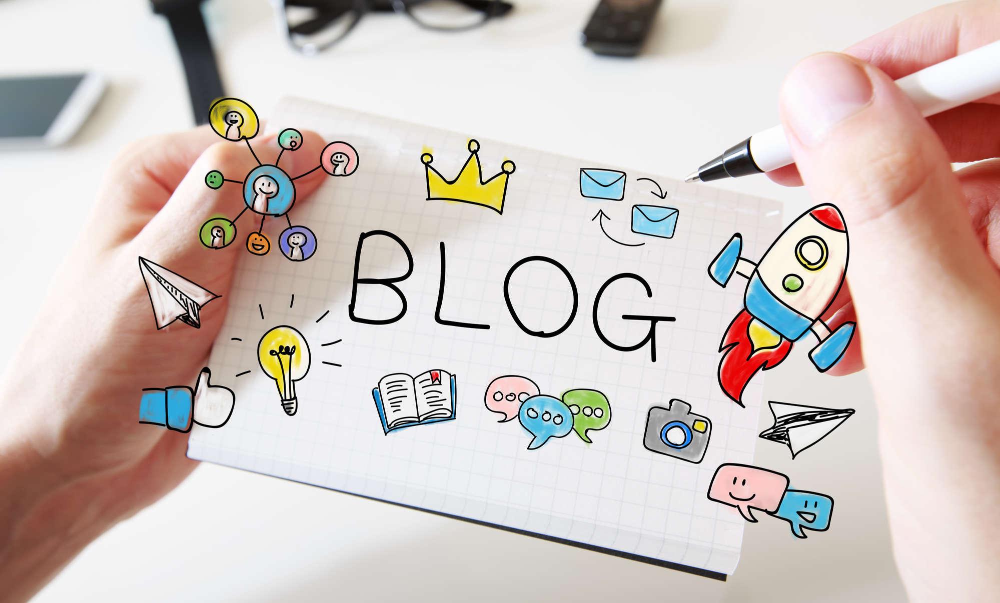 Warum ich mit dem bloggen angefangen habe